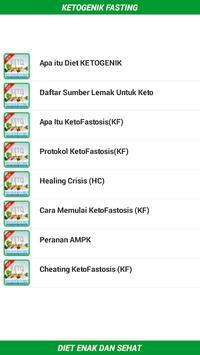 Keto Fasting Diet App (Keto-fastosis) screenshot 2