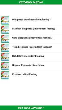 Keto Fasting Diet App (Keto-fastosis) screenshot 3