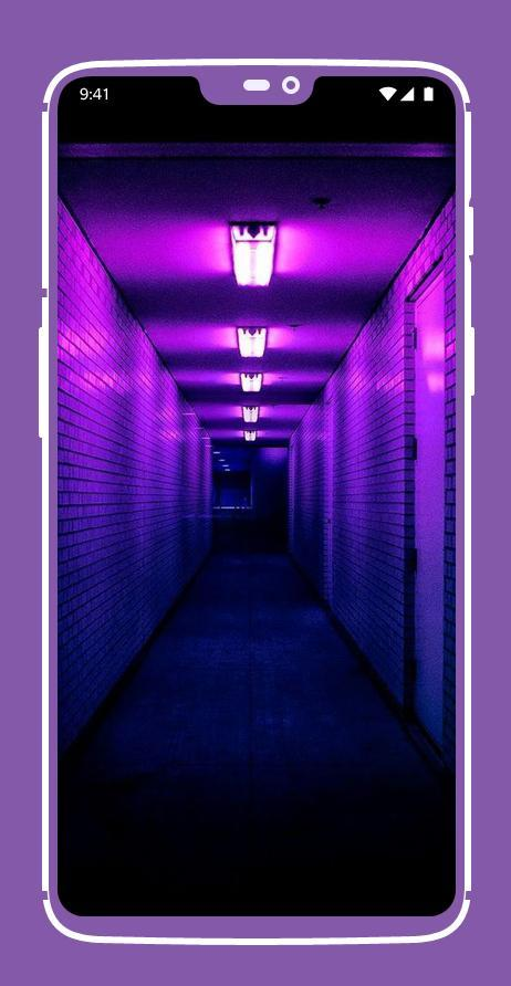Purple Aesthetic Wallpapers For Android Apk Download