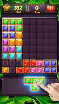 Blok puzzel Jewel screenshot 3