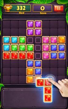 Blok puzzel Jewel screenshot 10