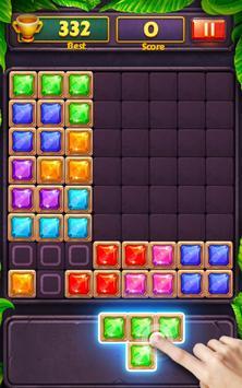 Blok puzzel Jewel screenshot 11