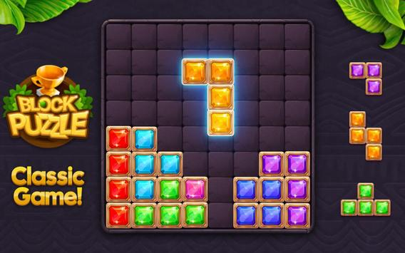 Blok puzzel Jewel screenshot 12