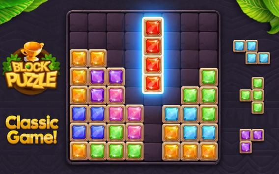 Blok puzzel Jewel screenshot 13