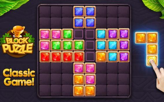 Blok puzzel Jewel screenshot 14