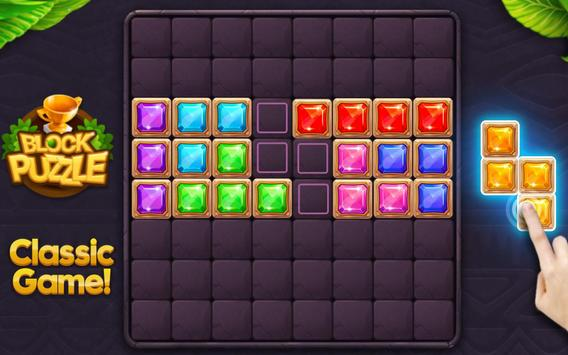 Blok puzzel Jewel screenshot 15