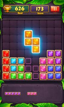 Blok puzzel Jewel screenshot 16
