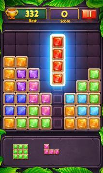 Blok puzzel Jewel screenshot 17