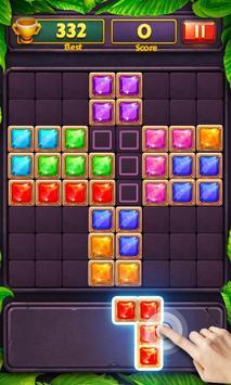 Blok puzzel Jewel screenshot 18