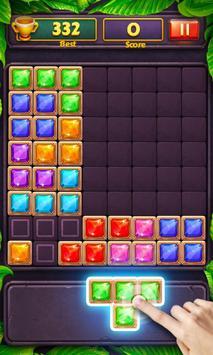 Blok puzzel Jewel screenshot 19