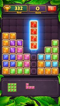 Blok puzzel Jewel screenshot 1
