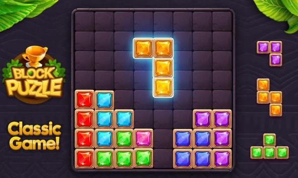 Blok puzzel Jewel screenshot 20