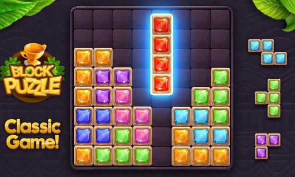 Blok puzzel Jewel screenshot 21