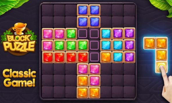 Blok puzzel Jewel screenshot 22