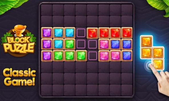 Blok puzzel Jewel screenshot 23