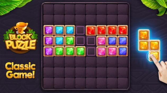 Blok puzzel Jewel screenshot 7