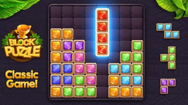 Blok puzzel Jewel screenshot 5