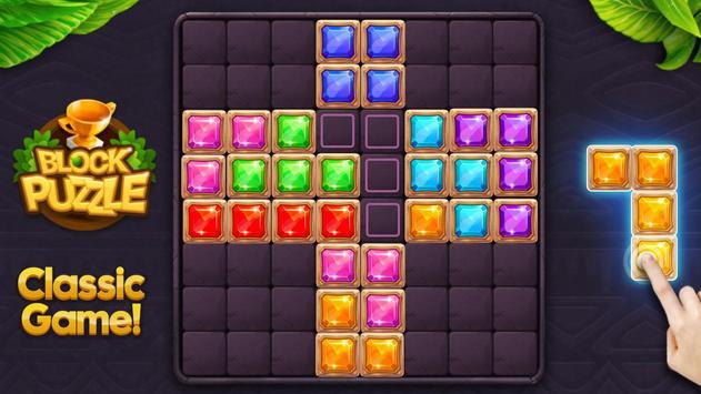Blok puzzel Jewel screenshot 6
