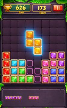 Blok puzzel Jewel screenshot 8