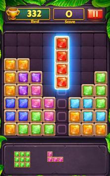 Blok puzzel Jewel screenshot 9