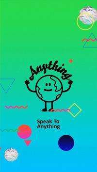 Speak To Anything poster