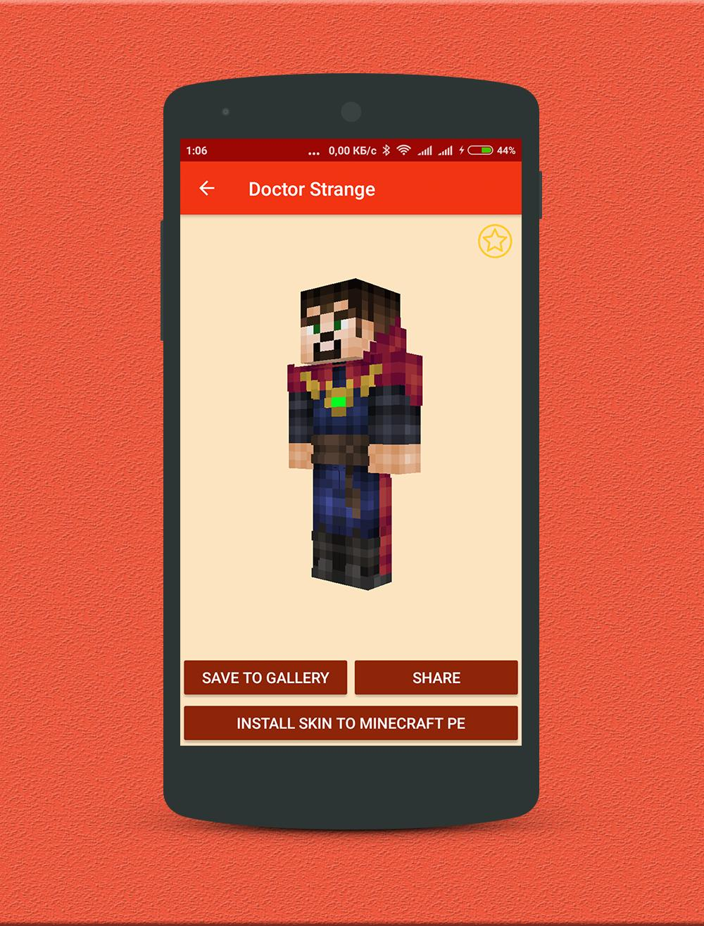 Minecraft Skins Superheroes For Android Apk Download