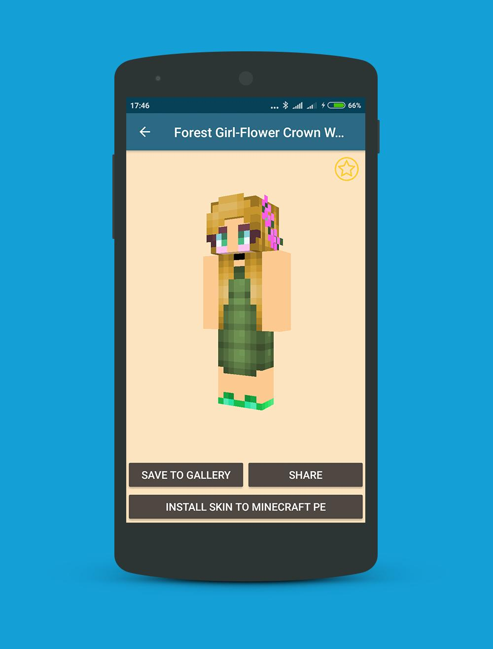 Minecraft Skins - Boy Girl MCPE for Free for Android - APK Download