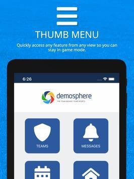 Demosphere capture d'écran 10