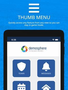 Demosphere capture d'écran 18