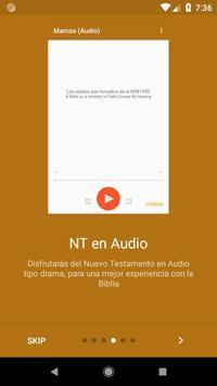 Biblia de las Americas LBLA скриншот 3