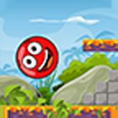 Super Red Ball Adventure icon