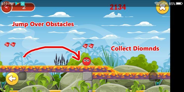 Super Red Ball Adventure screenshot 3