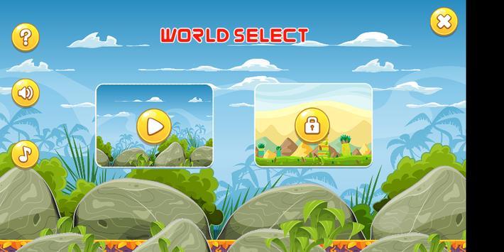 Super Red Ball Adventure screenshot 2