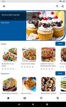 Free Recipes and Cooking captura de pantalla 6