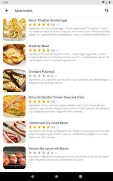 Free Recipes and Cooking captura de pantalla 7