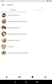 Free Recipes and Cooking captura de pantalla 9