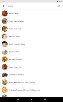 Free Recipes and Cooking captura de pantalla 11