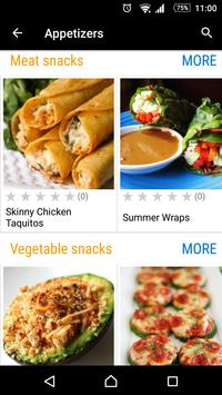 Cooking Recipes screenshot 1