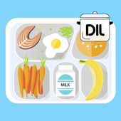 Diet Recipes 图标