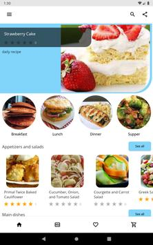 Diet Recipes 截图 12