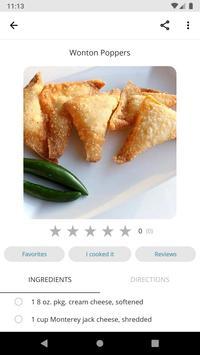 Dumpling Recipes screenshot 2