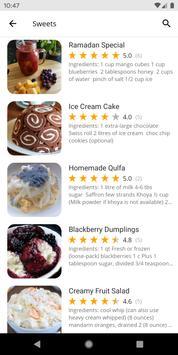Easy Recipes 截图 1
