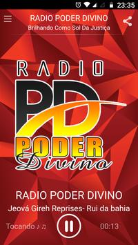 RADIO PODER DIVINO screenshot 2