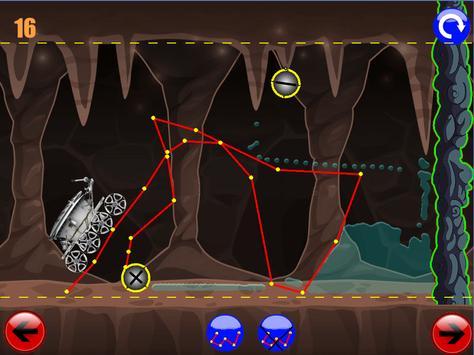 физическая головоломка игра : луноход 1 screenshot 14