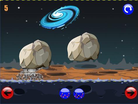 физическая головоломка игра : луноход 1 screenshot 16