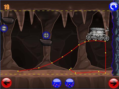 физическая головоломка игра : луноход 1 screenshot 23