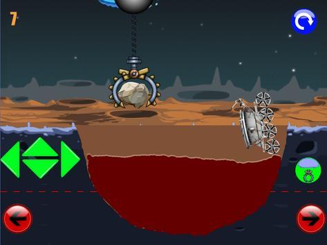 физическая головоломка игра : луноход 1 screenshot 2