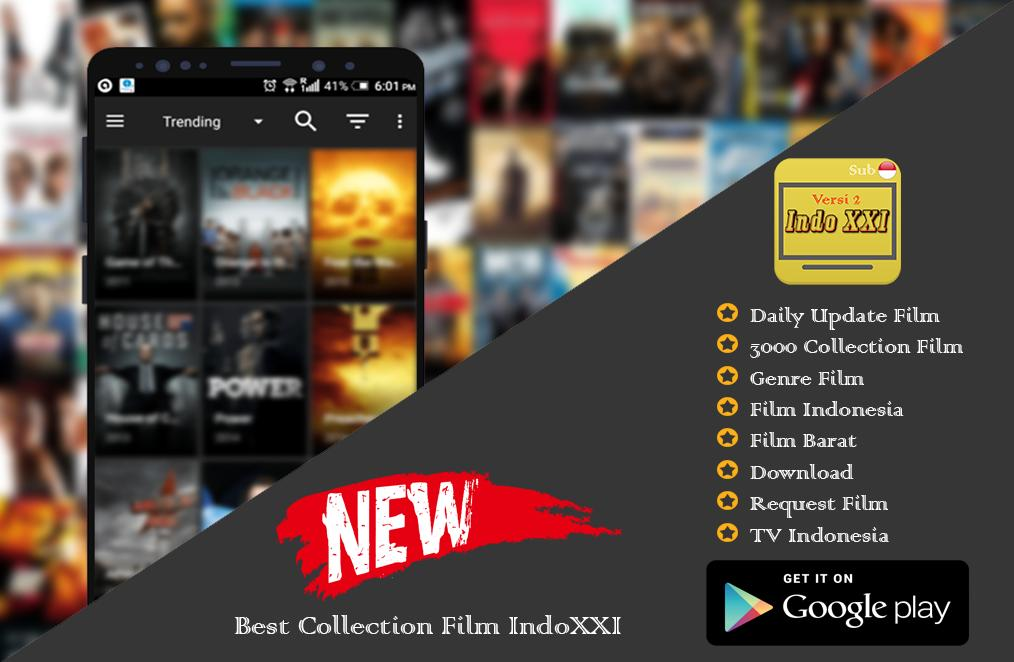 INDOXXI Lite V2 | LK21- Free Movies HD & TV Online for Android - APK