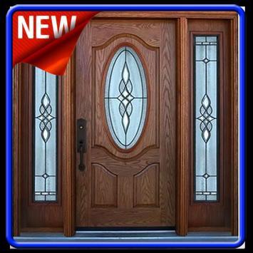 Cool House Door Design poster