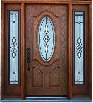 Cool House Door Design screenshot 1